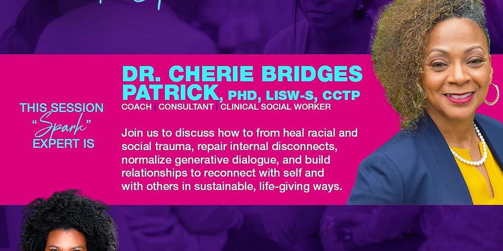 Peer Support x PureSpark: Healing from Racial Trauma