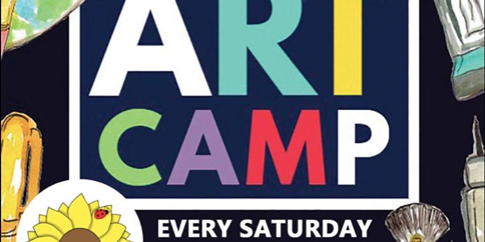 Art Camp 9:30AM-12PM