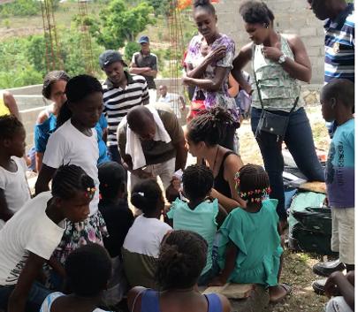 Heliping Girls in Haiti Flourish