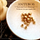 Thumbnail: 20PC 2-6mm Gold Tiny Round Beads/Shiny Seamless(GFB0002)