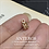 6 PCS Gold Filled Findings-Gold Filled Bail, Charms/Pendants Holder(GFF0044)