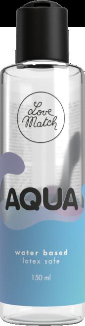 AQUA - 150ML Lubrificante a base acquosa