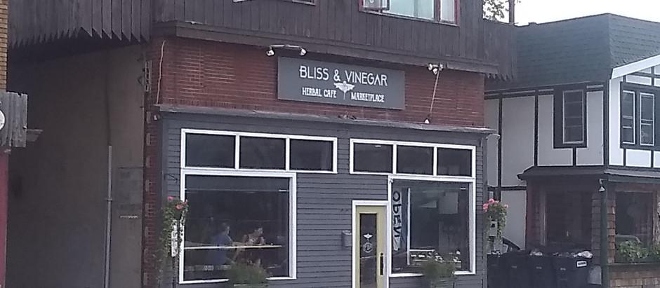 Bliss and Vinegar