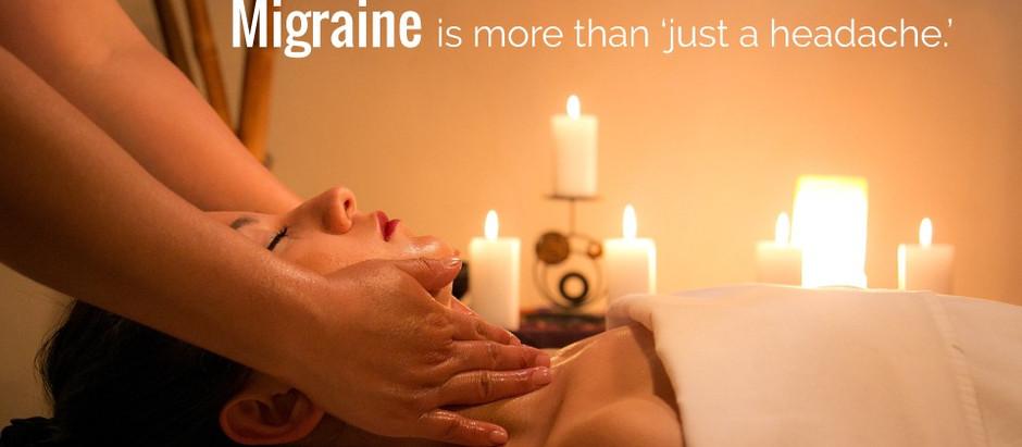 Massage to Help Migraines