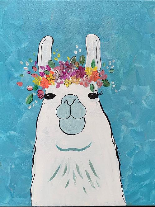 Miss Llama