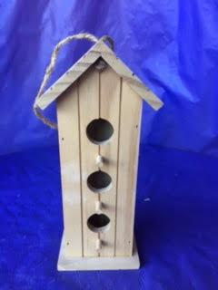 Mixed Media Kit - Large Bird House