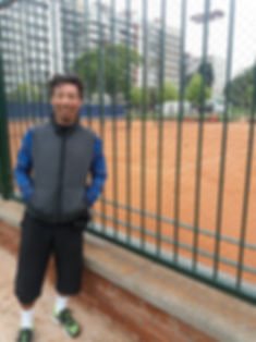 Professor de tênis em São Paulo - Paraíso e Avenida Paulista