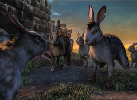Rabbit, Rabbit...