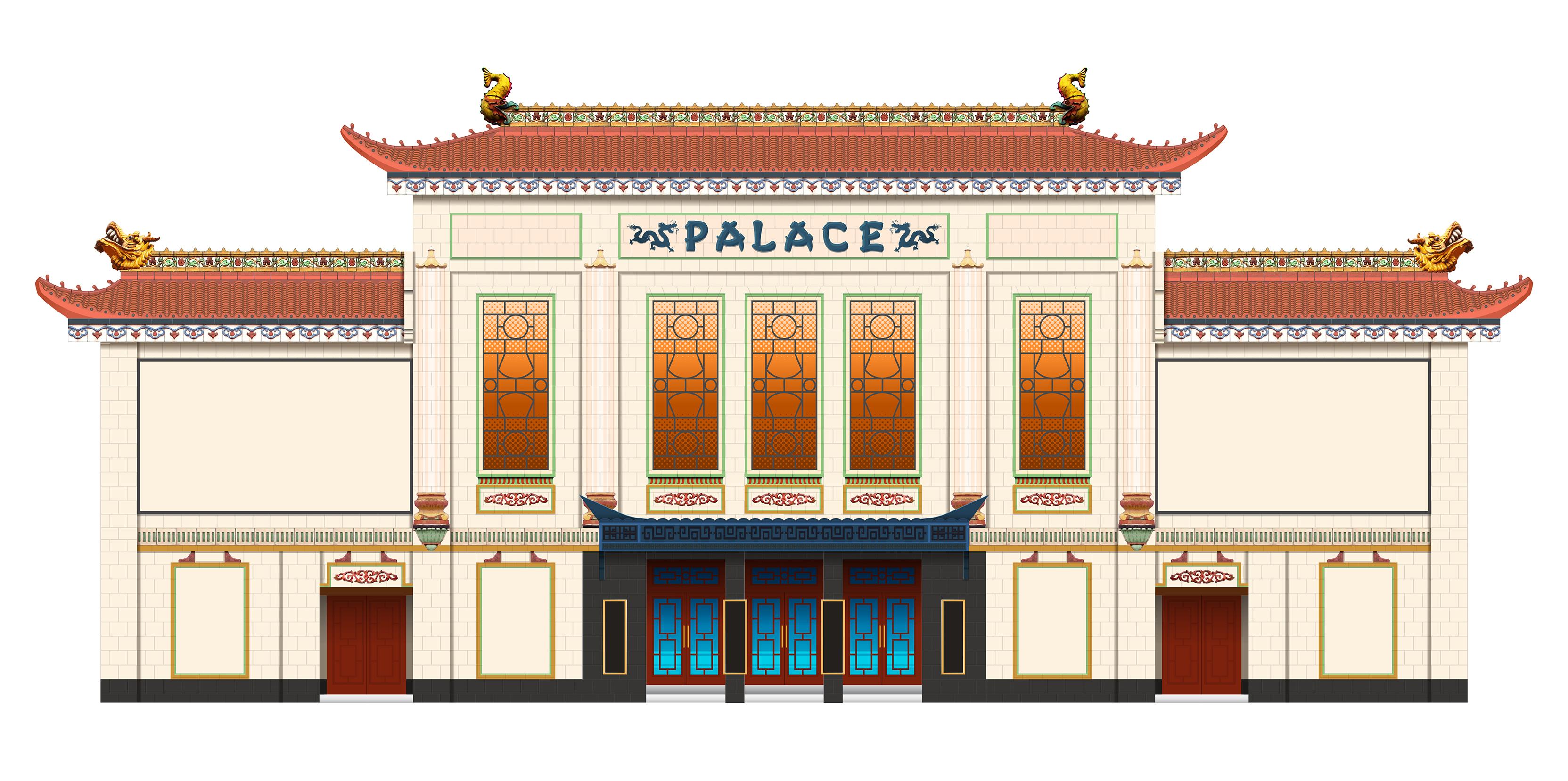 Southall Himalaya Palace Cinema