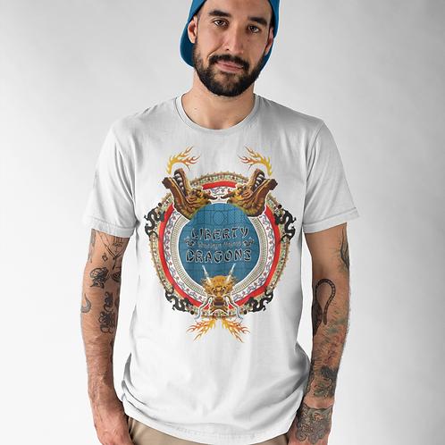 """Liberty Dragons"" - T-Shirt"