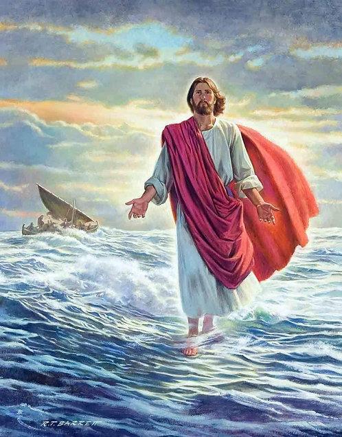 DYS017 Jesus On Watter
