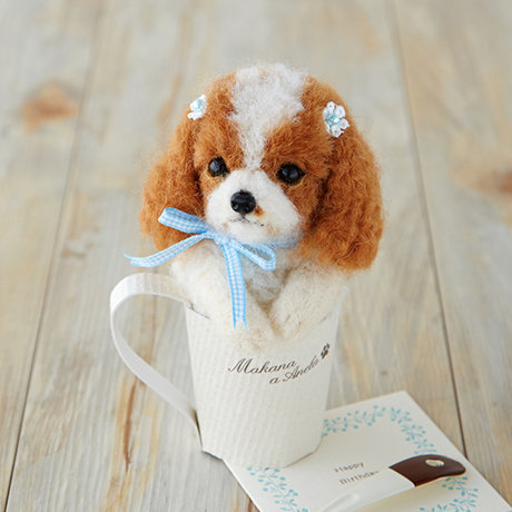 Cavalier in a cup 441-439