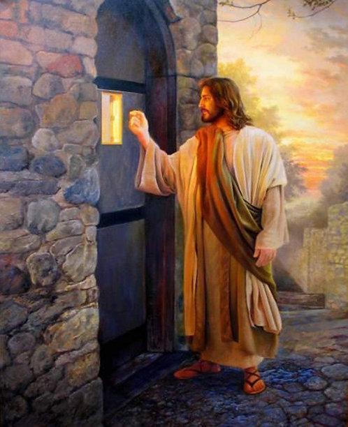DYS018 Jesus Knock