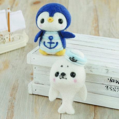 Marine seal & penguin 441-370