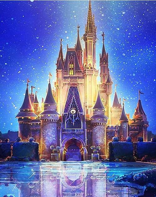 DYS021 Disney Castle