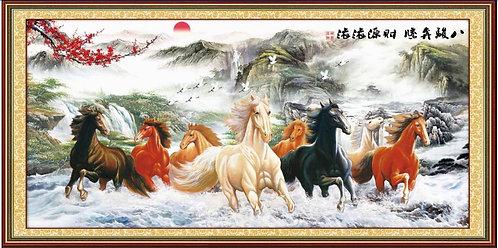 H-136 Mountain Horses