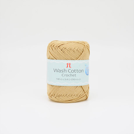 Wash cotton crochet