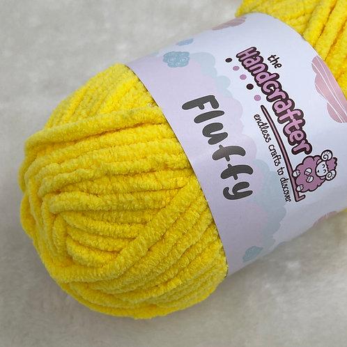 Fluffy yarn 1