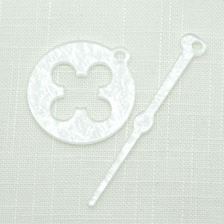 Knit shawl pin 204-626