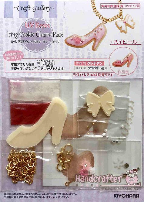 Icing cookie heels CRP66