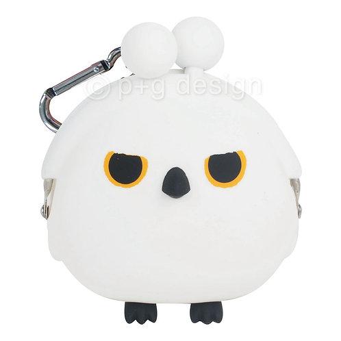 3D POCHI Owl White