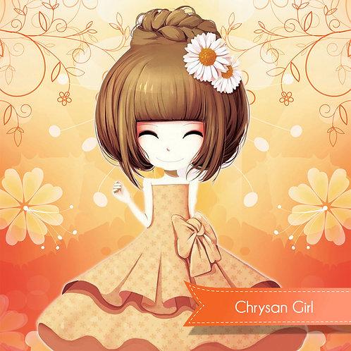 Chrysan girl