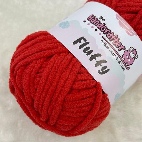 Fluffy yarn 2