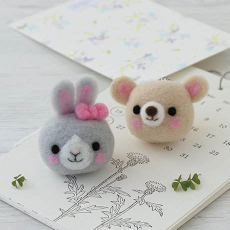 Bunny & bear strap 441-357