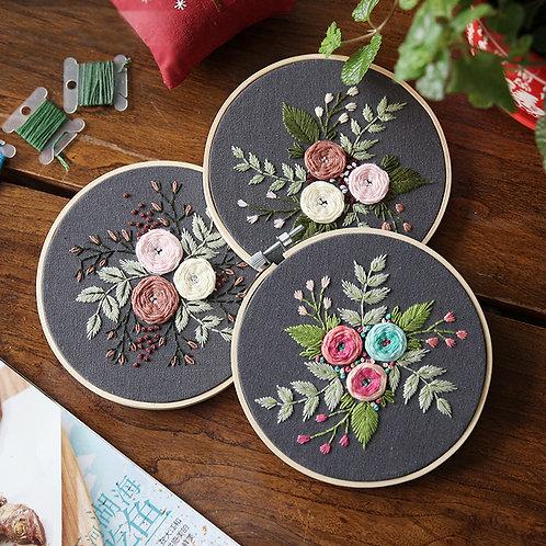 Round flower series