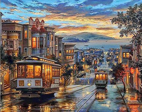 DYS028 Sunset City