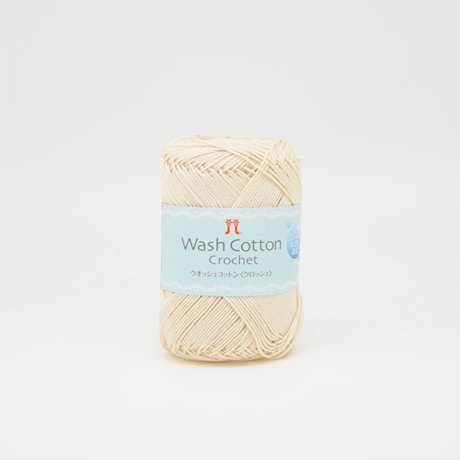 Wash cotton crochet