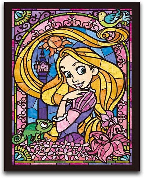 DYS016 Rapunzel Glassart