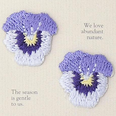 Purple orchid 457-965