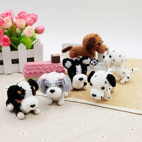 Amigurumi dogs dolls