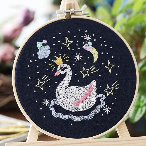 E01-02 Night swan