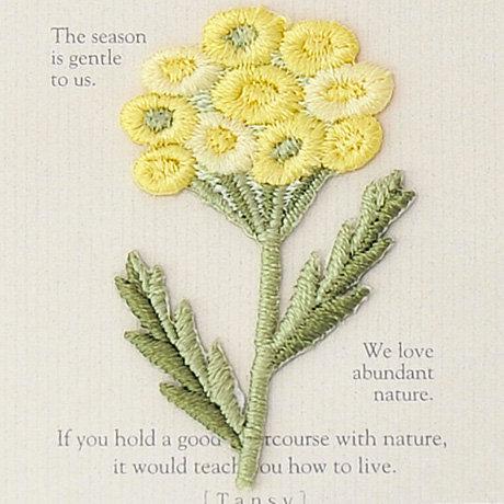 Flower yellow 457-971