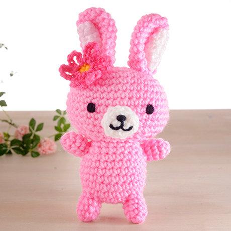 DIY kit Pinkie bunny 301-435
