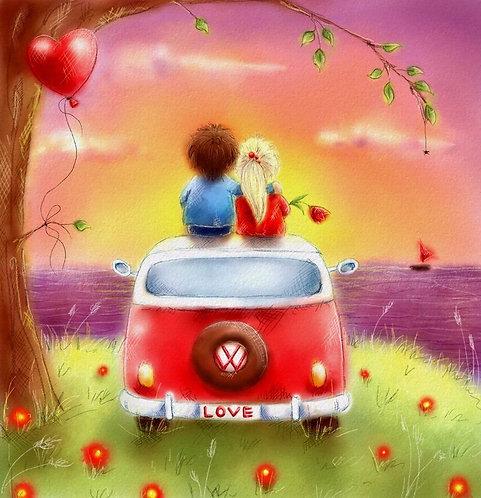 DYS054 Love Van