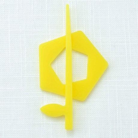 Knit shawl pin 204-623