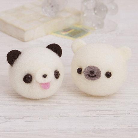 Smiley panda bear 441-522