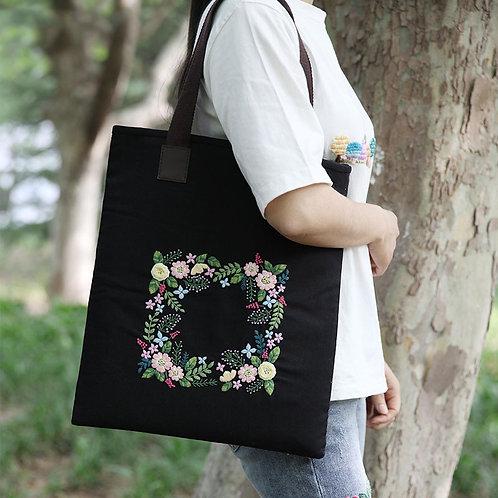 E03-KB017 Tote bag black