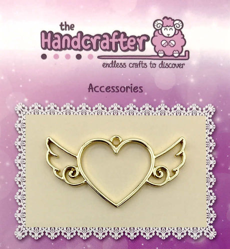 Heart angel U04-046