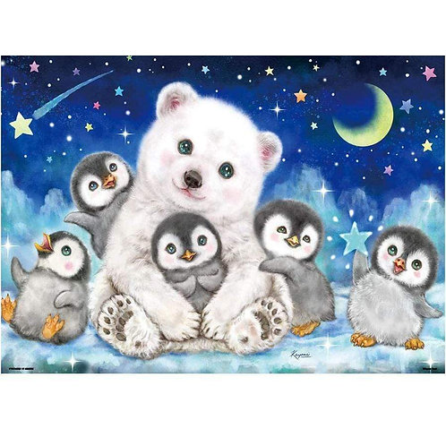 DYS041 Polar Bear