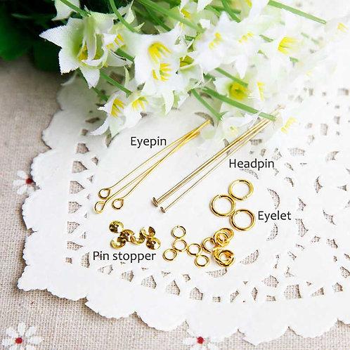 Eyelet/ Eye pin/ Head pin/ Pin stopper