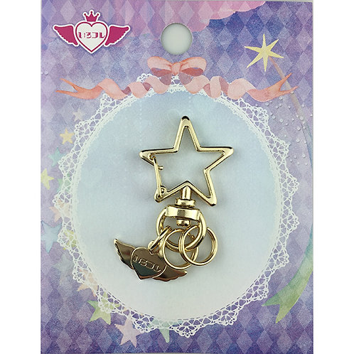 Lobster clasp star ICPT06