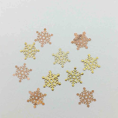 Gold confetti 15-25
