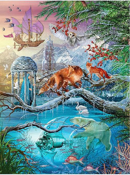 DYS044 Fox Tale