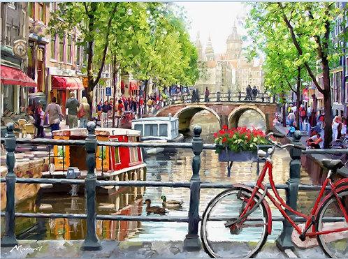 DYS071 Amsterdam Bike