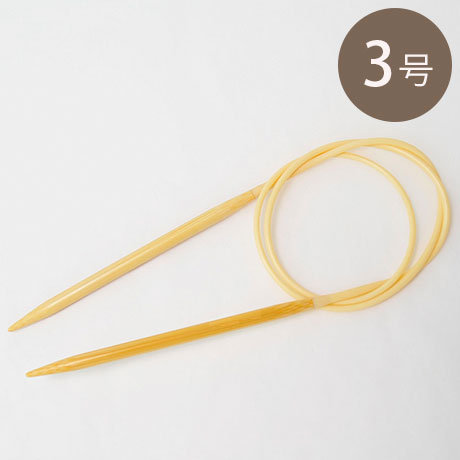 Knitting needle cable 80cm 250-630