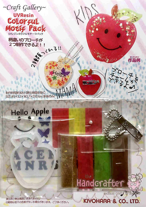 Colorful apple CRP49